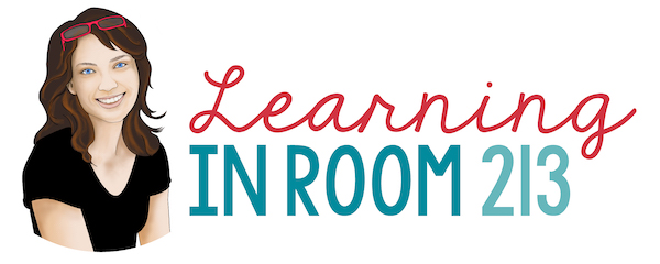 Learning in Room 213 logo