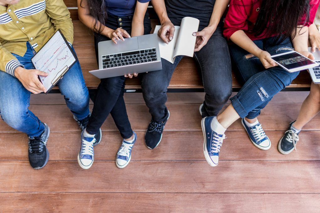 Technology that enhances learning